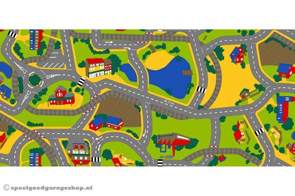 Home Playtime Straat Tapijtspeelgoedgarageshop Nl