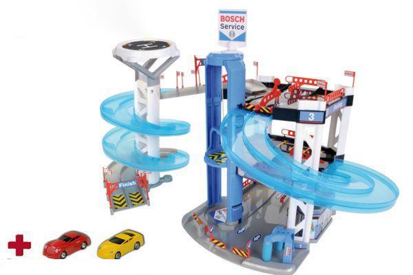 Bosch bosch service met toren for Garage bosch lambersart